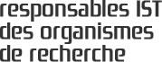 Association des responsables IST des organismes de recherche